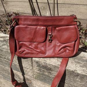 Women's HOBO International Burnt Orange Bag
